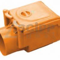 Clapet anti retour PVC